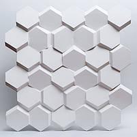Декоративні гіпсові панелі 3D Gipster «Alvarium», фото 6