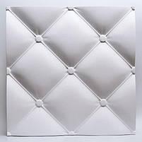 Декоративні гіпсові панелі 3D Gipster «Італія», фото 4