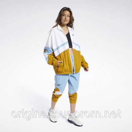 Жіноча вітровка Reebok Classics Gigi Hadid FI5071, фото 2