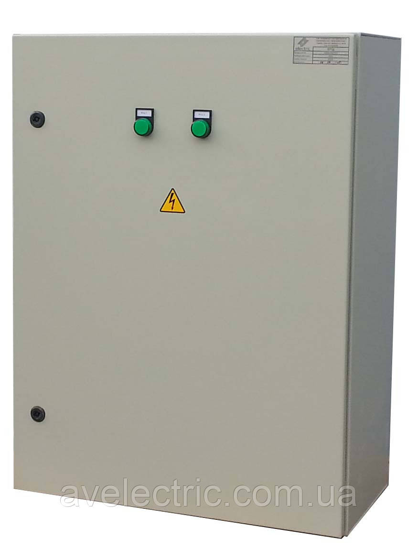 Шит автоматического ввода резерва АВР-100-125-54У3
