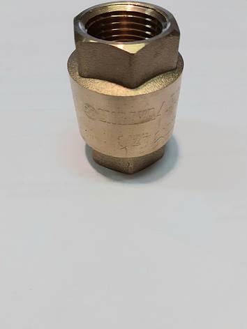 Обратный клапан 1/2 дюйм  MIRAYA для воды, фото 2