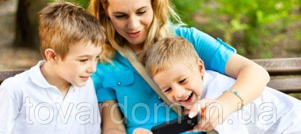 Детские умные часы с GPS трекером Gelius Pro GP-PK001