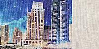 Фотообои виниловые на флизелиновой основе Жаккард, экосольвентная