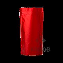 Пакет Дой-Пак красный 130*200 дно (32+32)