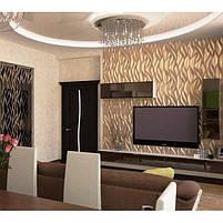 Декоративні гіпсові панелі 3D Gipster «Арабелла», фото 2