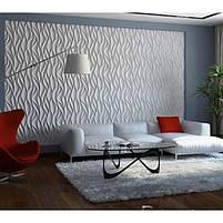 Декоративні гіпсові панелі 3D Gipster «Арабелла», фото 3