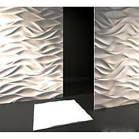 Декоративні гіпсові панелі 3D Gipster «Арабелла», фото 4