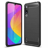 Защитный чехол iPaky Slim с карбоновыми вставками для Huawei Y5 (2019) (выбор цвета)