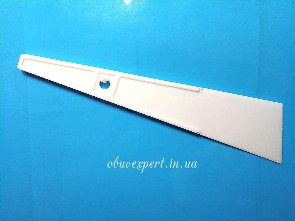 Лопатка для нанесення клею (пластик) 40 мм
