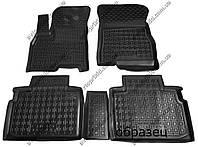 Полиуретановые коврики в салон FAW V5, 5 шт. (Avto-Gumm)
