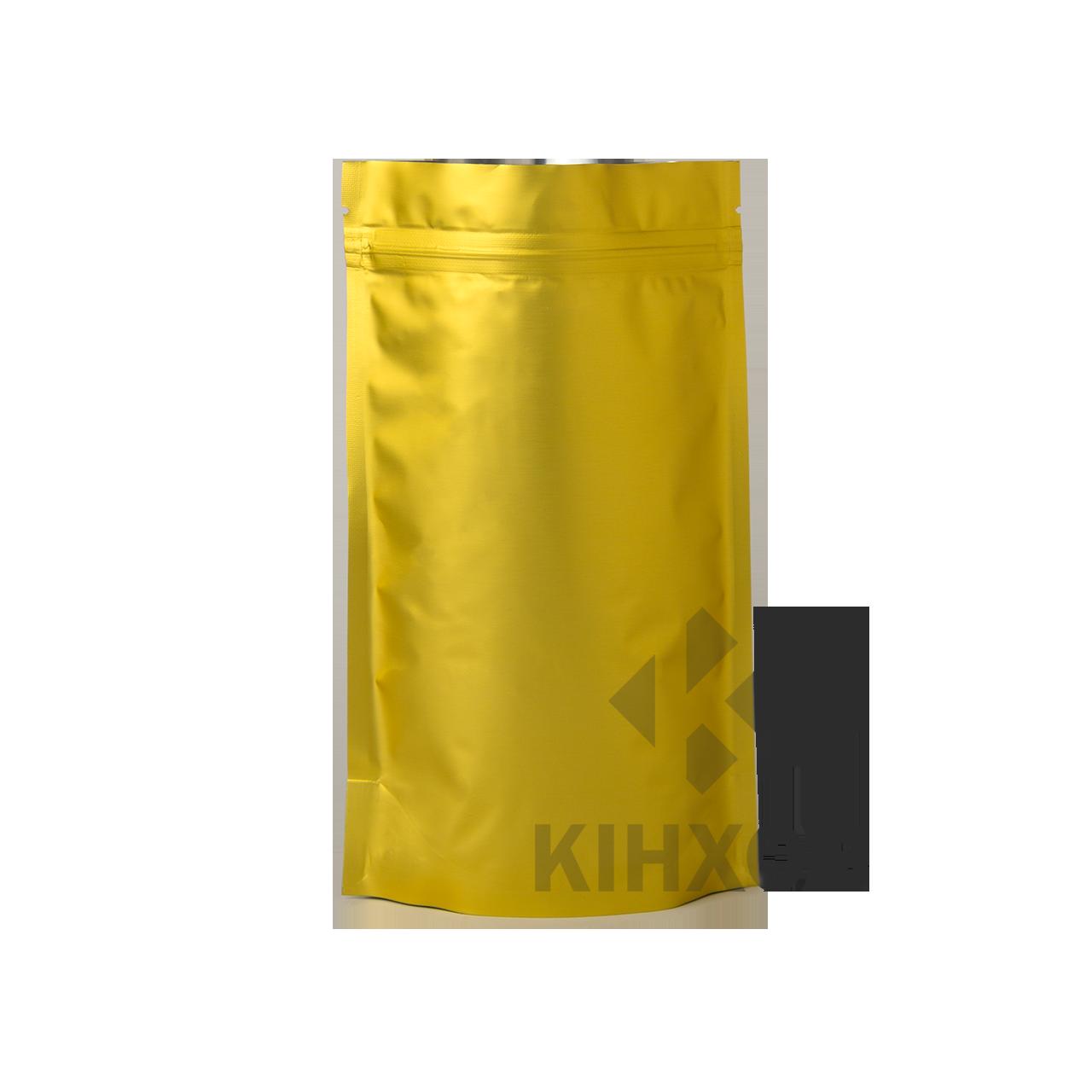 Пакет Дой-Пак золото 100*170 дно (30+30)