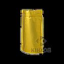 Пакет Дой-Пак золото 100*170 дно (30+30), фото 2