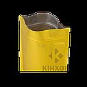 Пакет Дой-Пак золото 100*170 дно (30+30), фото 3
