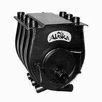 """Печь калориферная """"Аляска"""" для дома и дачи  ПК-12В ( с варочной поверхностью)"""