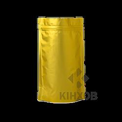 Пакет Дой-Пак золото 140*240 дно (40+40)