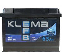 Аккумулятор Klema EFB 6СТ 63 Aч 620А