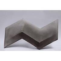 Декоративные гипсовые 3D панели Gipster «Boomerang», фото 2