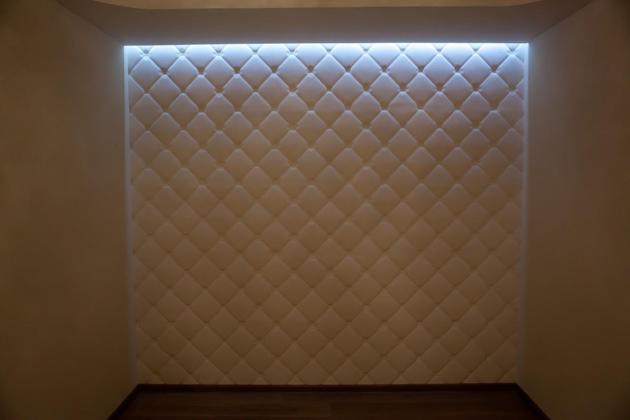 Декоративні гіпсові панелі 3D Gipster «Подушка»