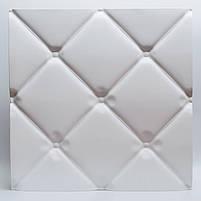 Декоративні гіпсові панелі 3D Gipster «Подушка», фото 3