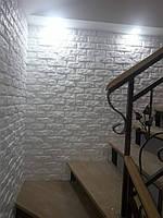 Декоративні гіпсові панелі 3D Gipster «Камінь/Цегла», фото 4