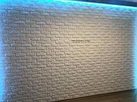 Декоративні гіпсові панелі 3D Gipster «Камінь/Цегла», фото 8