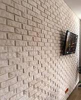 Декоративні гіпсові панелі 3D Gipster «Камінь/Цегла», фото 9