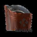 Пакет Дой-Пак коричневый 100*170 дно (30+30), фото 3