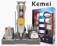 Машинка для стрижки Kemei KM-580A (7in1)