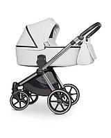 Новинка в мире детских товаров - детская универсальная коляска 2 в 1 Riko Qubus