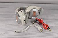 Наушники беспроводные Bluetooth JBL S400 BT (Black) (Блютузные наушники JBL), фото 8