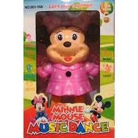 Танцующая игрушка Minnie Mouse Music Dance .