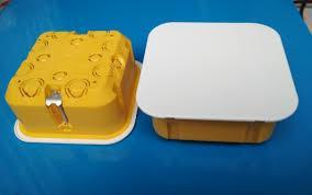 Розподільна коробка в гіпс 100х100 Schneider Electric