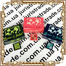 Презервативы Romeo&Juliet 3 шт. 24 уп./бл.