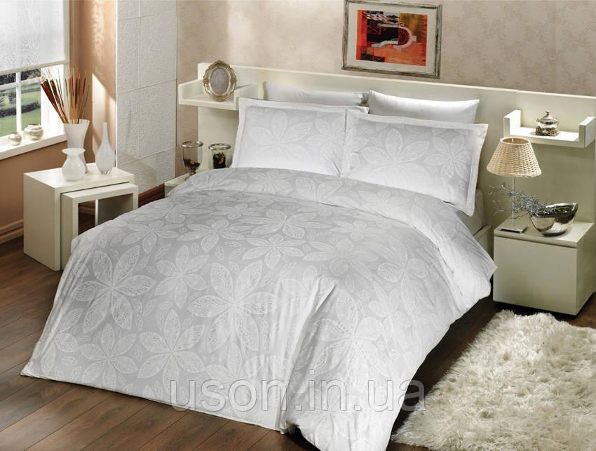 Купить Комплект постельного белья сатин Altinbasak Blenda евро