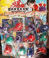Бакуганы Bakugan Battle Brawlers на планшете