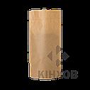 Пакет Дой-Пак 140*240 дно (40+40) крафт з прозорою стороною, фото 4
