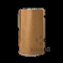 Пакет Дой-Пак 140*240 дно (40+40) крафт метал з прозорою стороною, фото 3