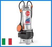 Фекальный насос Pedrollo BCm 15/50 (45 м³, 15 м, 1.1 кВт)