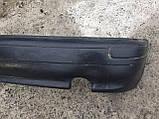 Бампер задний Nissan Micra K11 1992-1999г.в. 5дв., фото 2