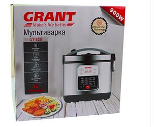 Мультиварка Grant GT 525