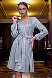 Романтичное платье с пышной юбкой (4 цвета, р.M-XXL), фото 4