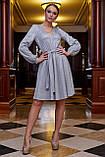 Романтичное платье с пышной юбкой (4 цвета, р.M-XXL), фото 5