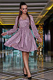 Романтичное платье с пышной юбкой (4 цвета, р.M-XXL), фото 10