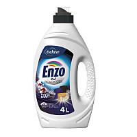 Порошок-гель д/стирки ENZO Black 4,0L 100 стирок