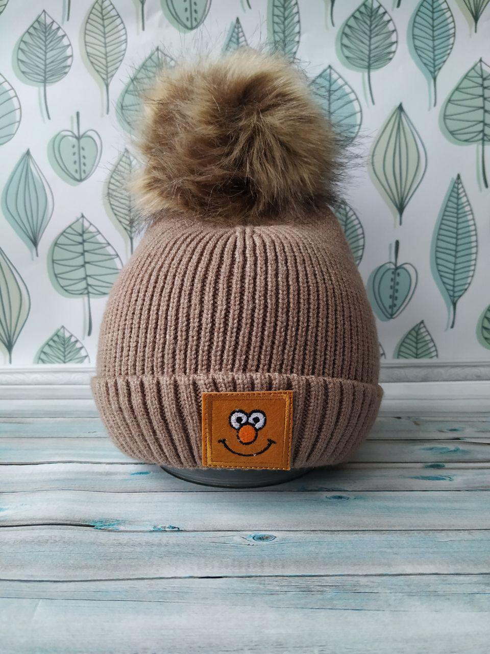 Детская зимняя шапка Зимняя шапка для ребенка