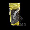 Пакет Дой-Пак золото с прозрачной стороной  120*175 мм дно (33+33), фото 3