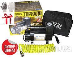 Компрессор автомобильный 35л/мин, 10 Атм Торнадо КА-Т12181