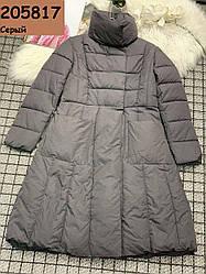Куртка жен. 8801 серый