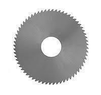 Фреза дисковая ф 200х1.2х32 мм Р6М5 z=80 прорезная,со ступицей, с ш/п Китай
