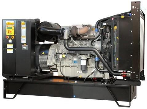Трехфазный дизельный генератор Geko 350010 ED-S/VEDA (336 кВт)